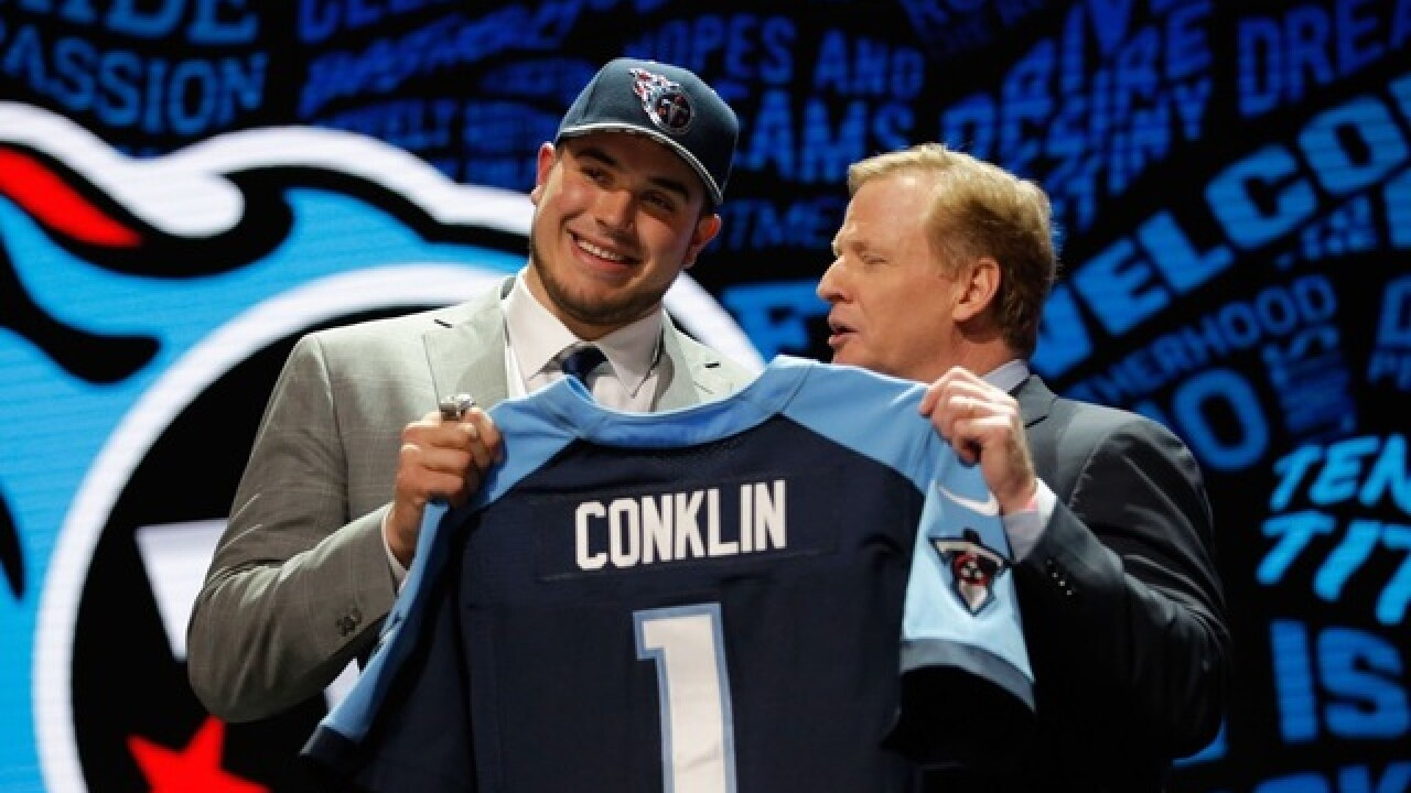 Strengths, weaknesses of first-round draft picks