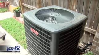 Mary Barrera needed help getting resolution in her problem with her air conditioning system