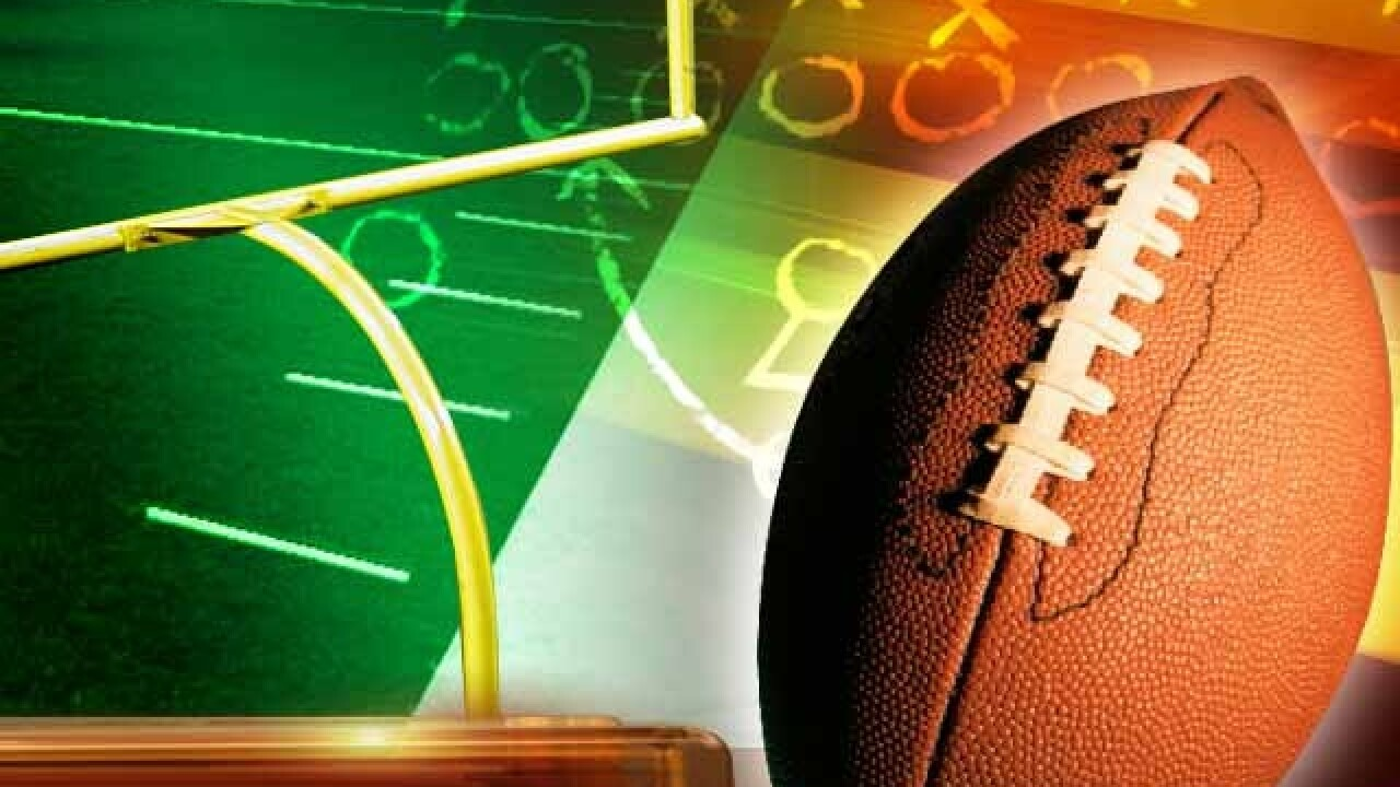 Friday Night Live: High school football scores Sept. 29