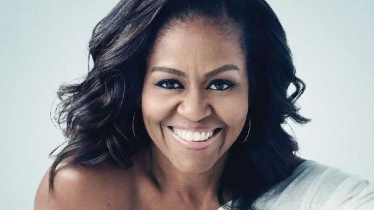 Michelle Obama's 'Becoming' tour coming to Milwaukee this spring