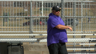 Aaron Jackson discusses stepping down from Carroll College softball