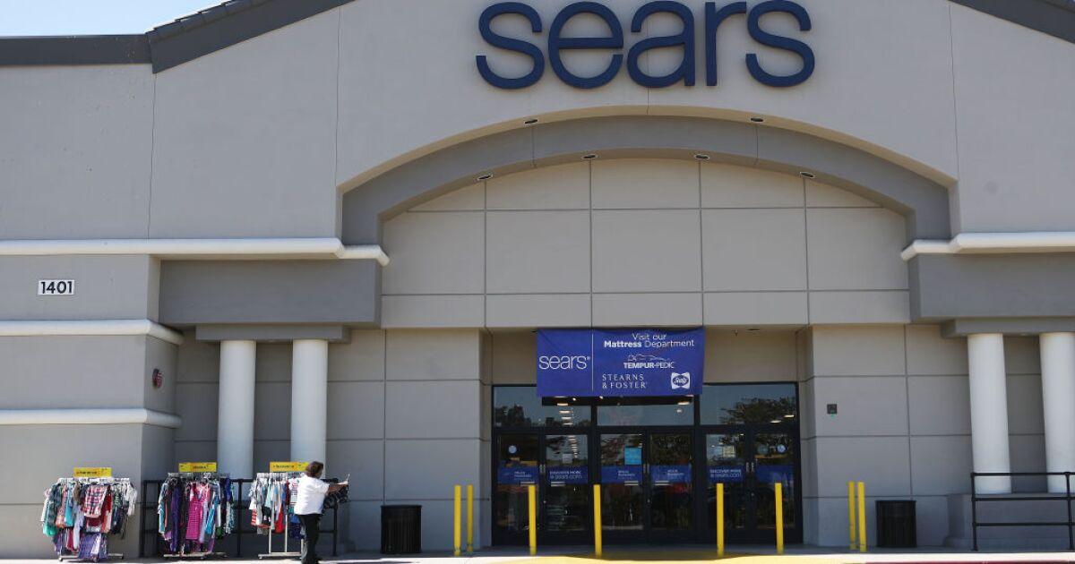 Chula Vista Sears to close by 2020