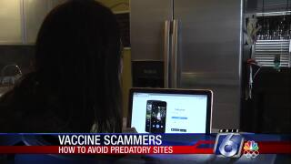 BBB: Beware COVID-19 vaccination scammers