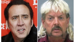 Nicolas Cage to star as Joe Exotic in limited TV series