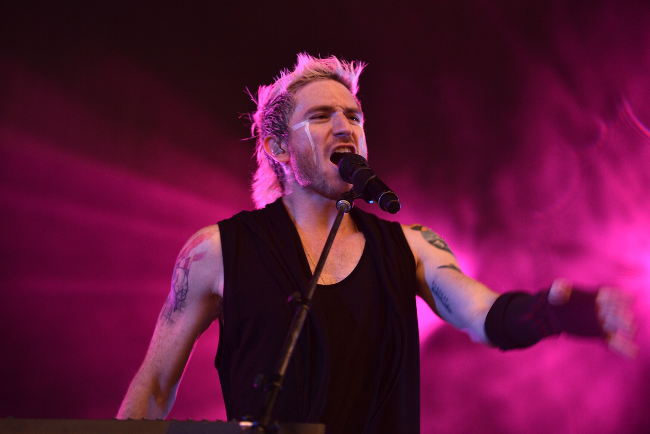 Walk The Moon will perform June 26 at Summerfest