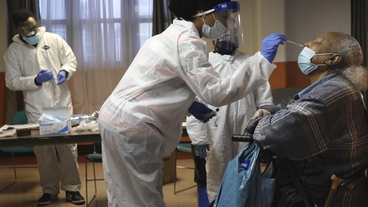 Nursing homes could face hefty fines for not testing for coronavirus