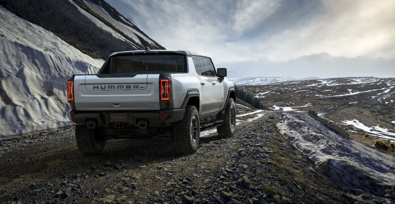 The 2022 GMC HUMMER EV is a first-of-its kind supertruck develop