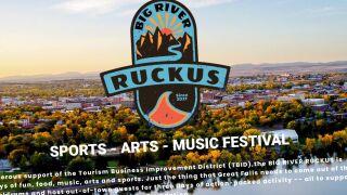 """""""Big River Ruckus"""" coming to Great Falls"""