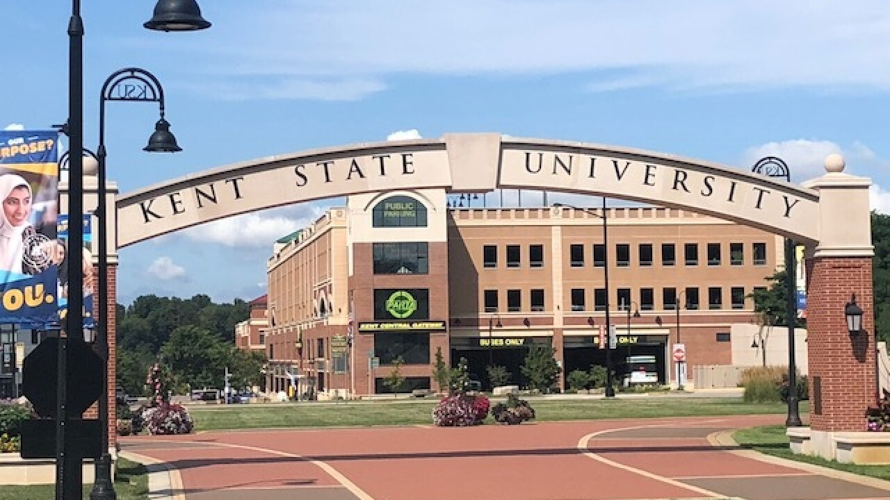 Man attempts to abduct woman at Kent State