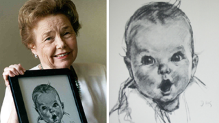 Original Gerber baby, Ann Turner Cook, celebrates 93rd birthday