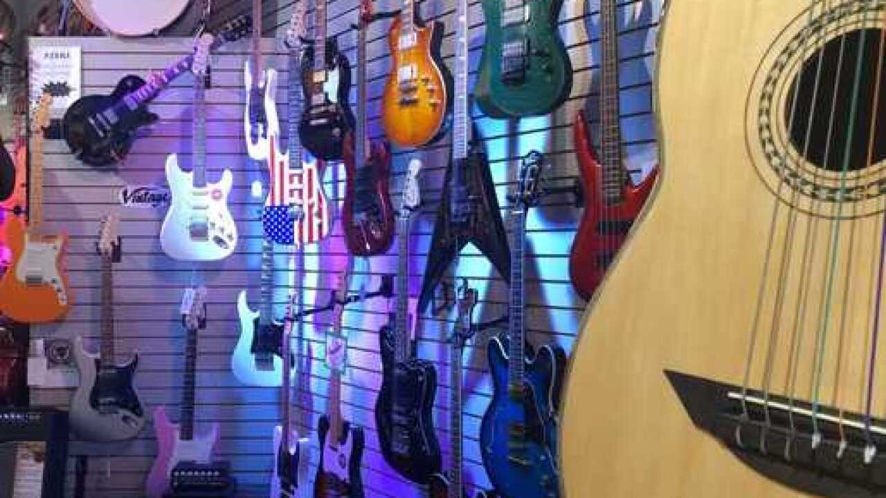 A century of Chicago Music Store in Tucson