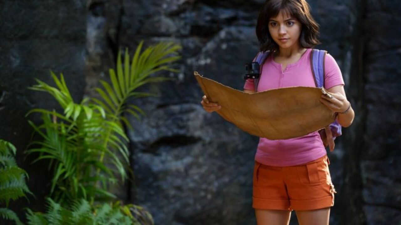 """""""Dora and the Lost City of Gold"""" leads this week's slate of home video releases."""
