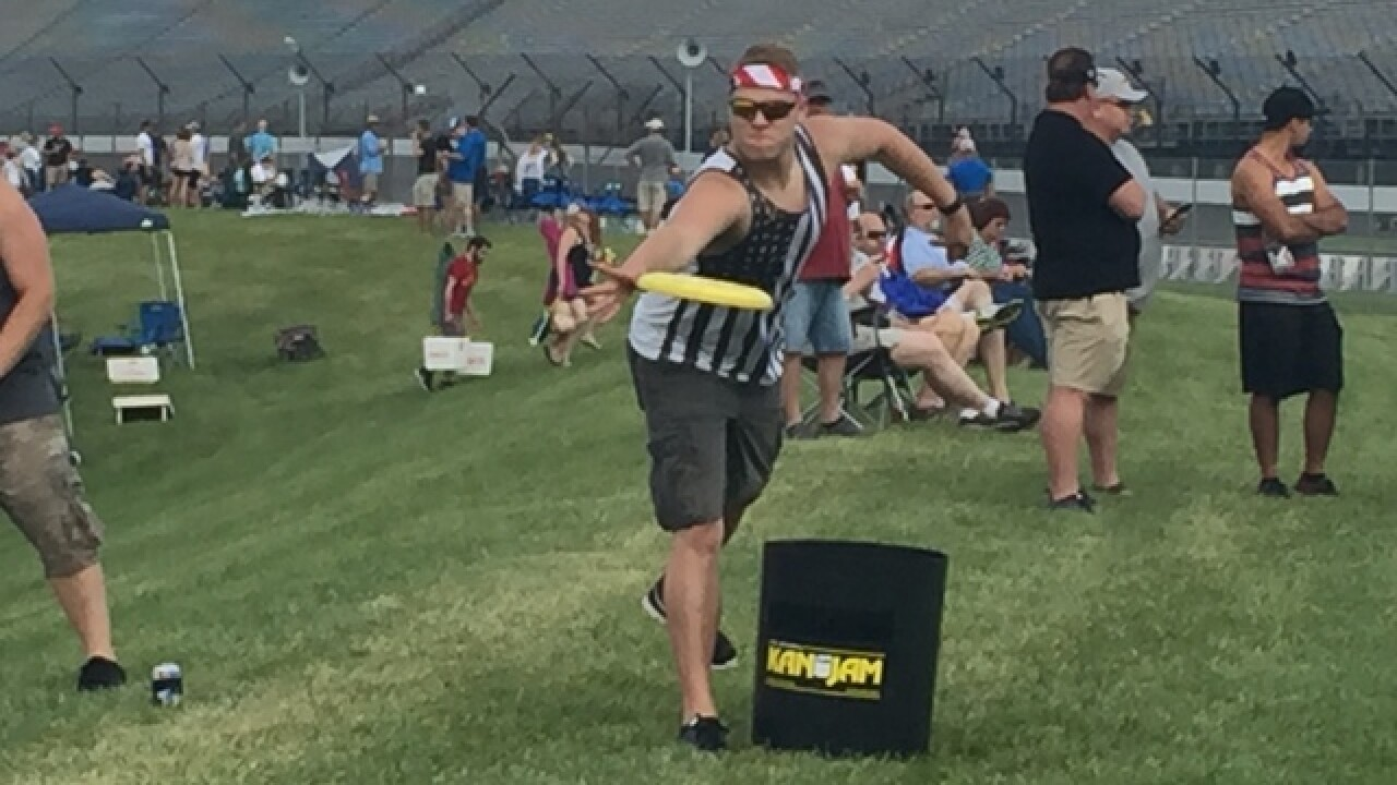Weird, the wacky and everything else at Carb Day