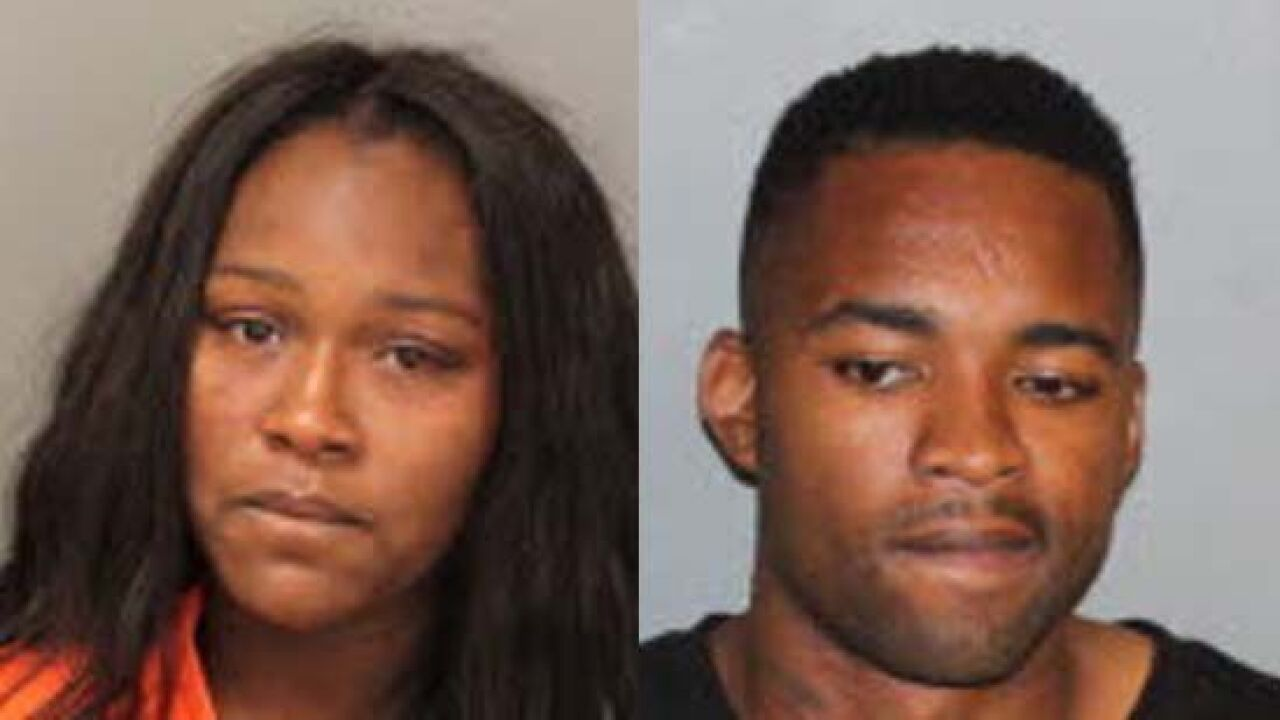 Parents charged with running over toddler during domestic dispute