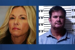 Mug shots: Lori Vallow Daybell and Chad Daybell