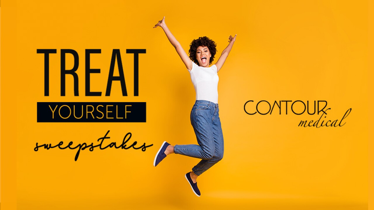 RULES: Contour Medical Treat Yourself Sweepstakes
