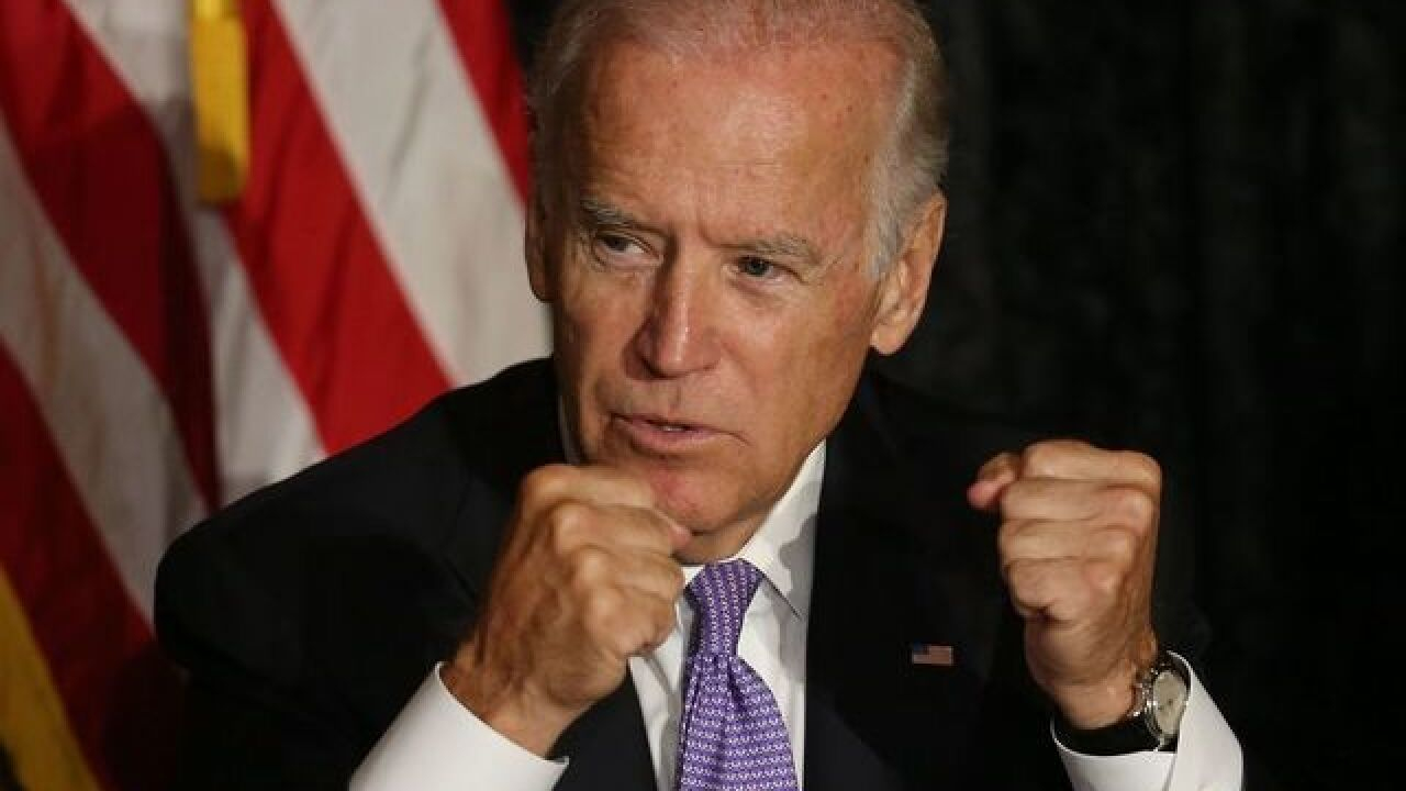 DC Daily: Joe Biden says he's not running for president -- 'at this point'