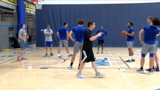 UMKC Men's Basketball 4
