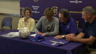 Quinn joins Carroll College Men's Soccer