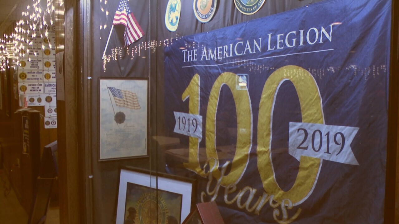 American Legion in Billings celebrates 100th Anniversary