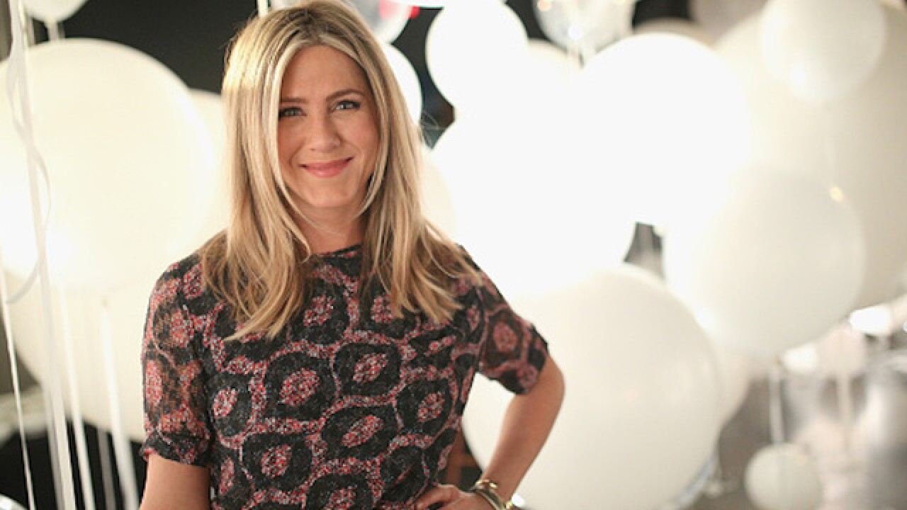 Jennifer Aniston fires back at pregnancy rumors