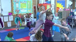 Arts & Education: Combining science and dance at Rattlesnake Elementary School