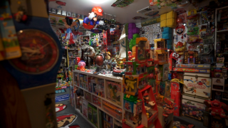 Meet the man with the world's biggest video game memorabilia museum