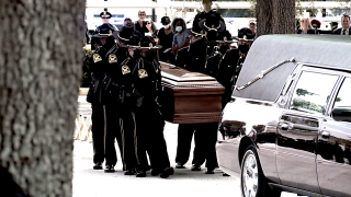 ST PETE OFFICER FUNERAL