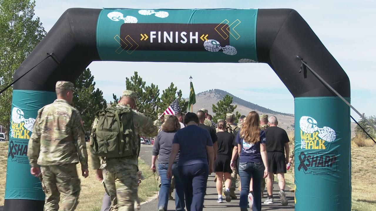 """Ruck To Remember"" at Fort Harrison (September 22, 2021)"