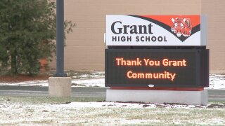 Grant school officials remain silent on allegations against former teacher