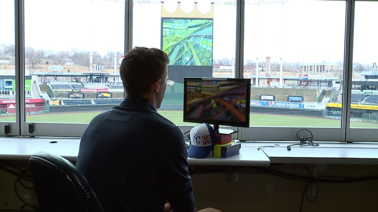 cbc1d1f6 Meet the Royals employee whose Mario Kart went viral