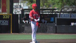 Carson Roccaforte Cajuns Baseball 2021