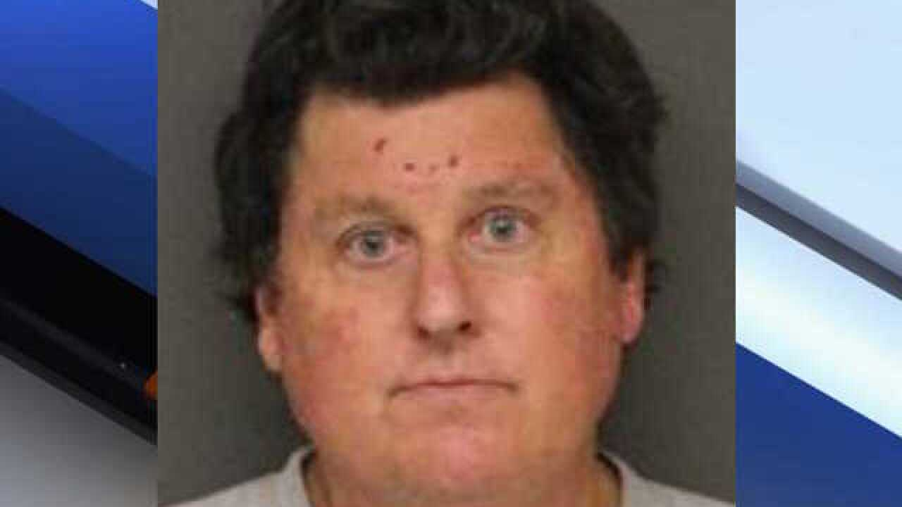 Kingman man arrested for pushing Mohave County deputies