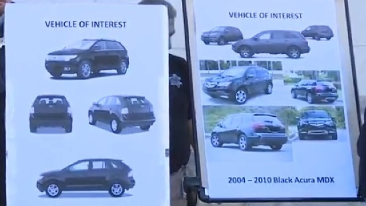 Investigators seek 2 cars in Wisconsin abduction