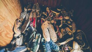 File image of shoes.