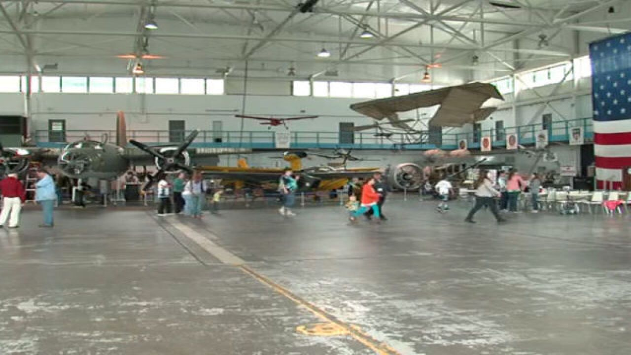 "My Ohio: MAPS Air Museum still ""flying"" high"