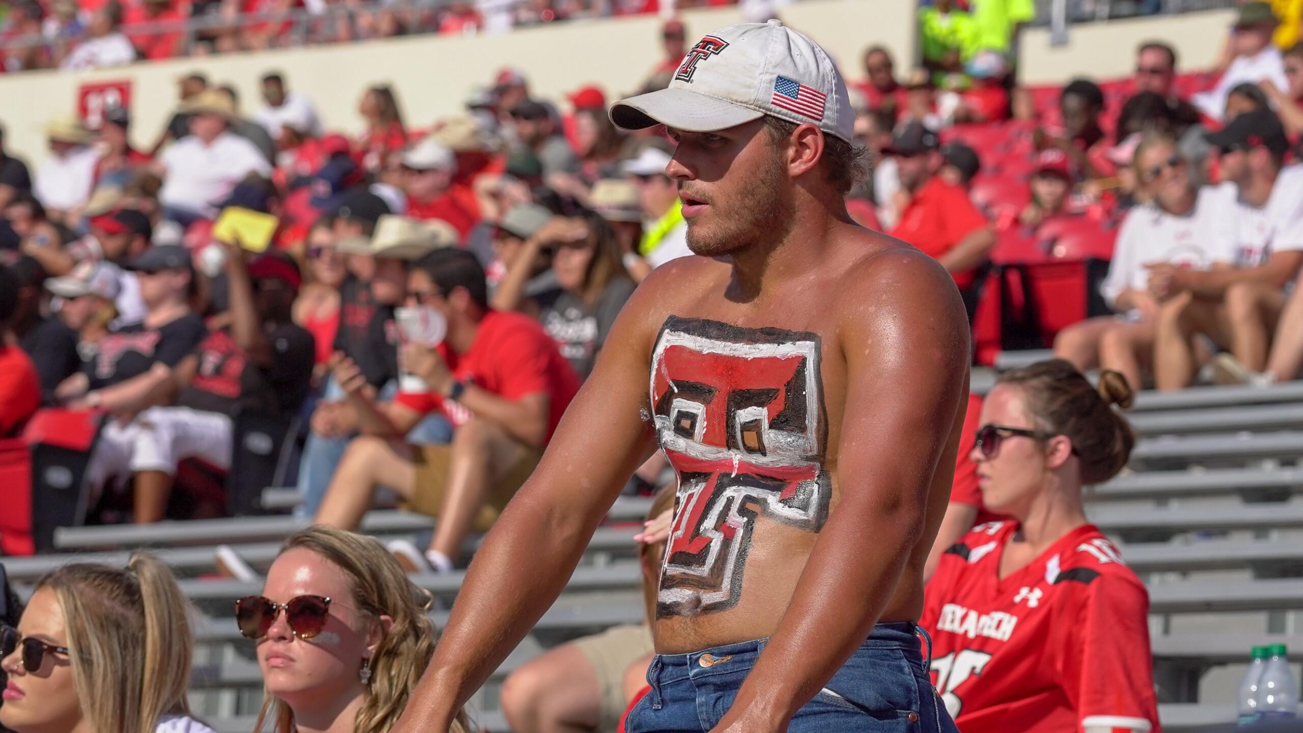 Texas Tech fan