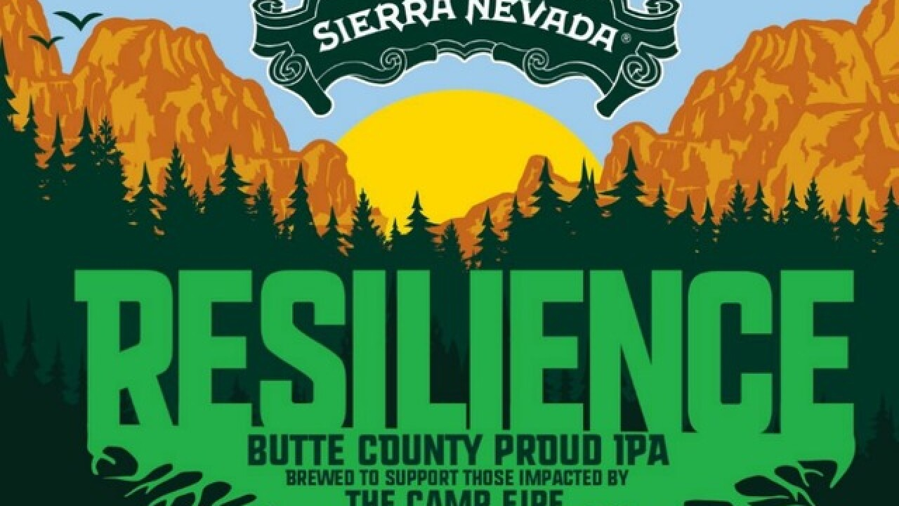 Arizona breweries to serve 'Resilience IPA' to benefit California fire victims