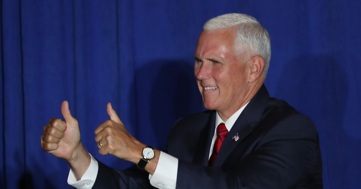 VP Mike Pence to speak at American Legion event in Indy