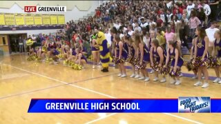 Food Fight Friday's: Greenville High School