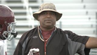 Coach Larry Archie