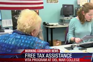 VITA provides free income tax help to those who qualify
