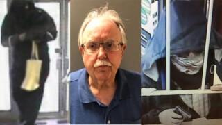 Serial Bank Robber James Wersick