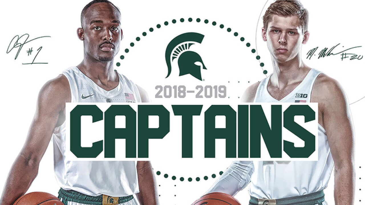 Langford, McQuaid Selected as Captains for 2018-19 Season