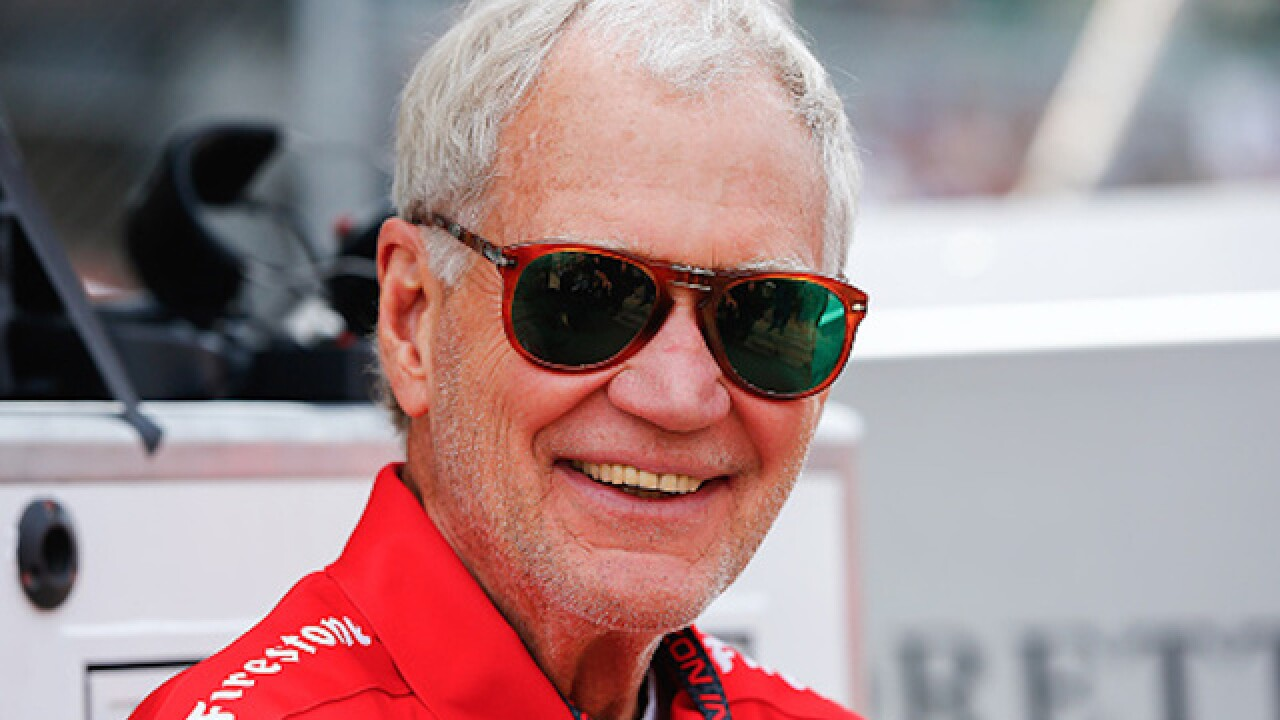 David Letterman now looks unrecognizable