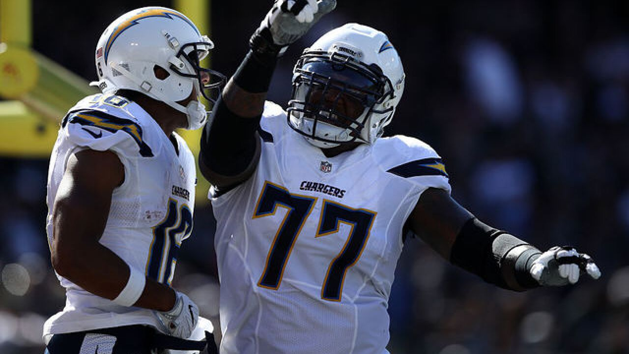 King Dunlap ranks among options mulled by Broncos at left tackle spot