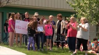 Riverview Elementary raises money for Great Falls Lions SOMT team