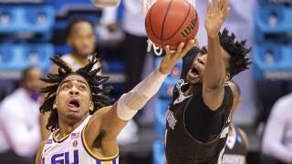 APTOPIX NCAA LSU St Bonaventure Basketball