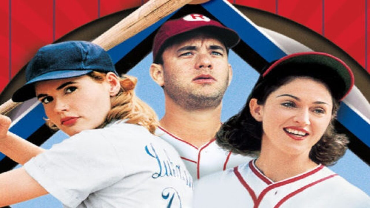 'A League Of Their Own' Is Returning To Theaters
