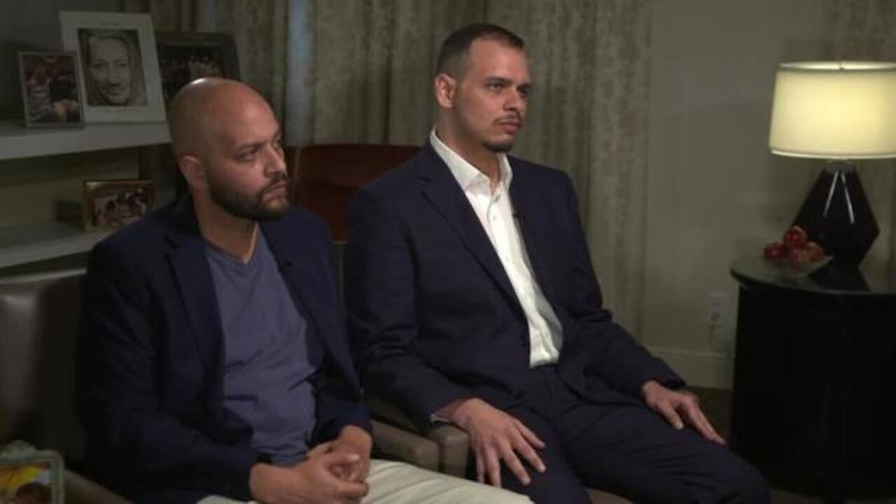 Khashoggi sons issue emotional appeal for the return of their father's body
